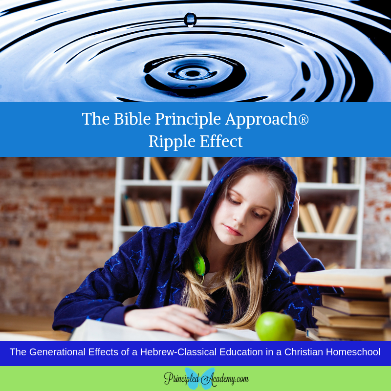 Principle Approach, Classical Education, Christian Homeschool, Principled Academy, Bible Principles Homeschool